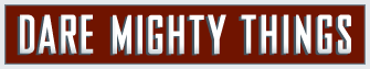 Logo Dare Mighty Things